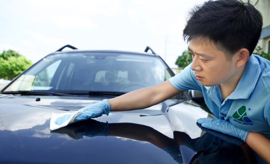 China Automotive Refinishing on sales