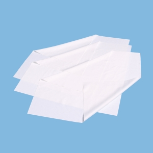 100% Polyester Non Woven Fabric Wipes With High Absorbent Of Water And Oil