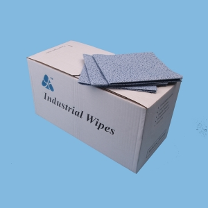 100% Polypropylene Nonwoven Fabric Oil Absorbent Degreasing Wipes