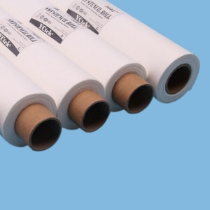 55% Cellulose+45%Polyester Cleanging Cloths SMT Wiper Roll for DEK