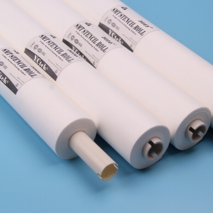 55% Wood pulp and 45% Polyester Dry SMT Stencil Cleaning Rolls
