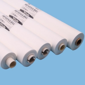 55%Woodpulp 45%Polyester Lint Free SMT Stencil Cleaning Wiper Roll