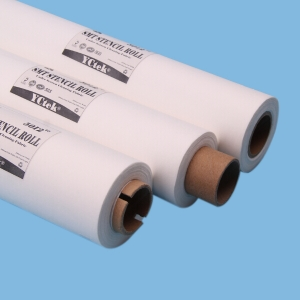 China Supplier Non woven Fabric SMT Stencil Cleaning Roll