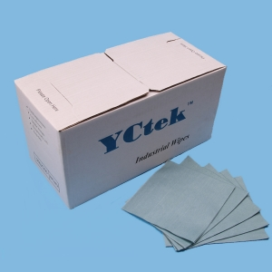 High Absorbent Lint Free Cleaning Wiper,300pcs/box, 6boxes/carton
