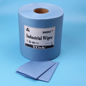 Industrial Cleaning Wipes With Laminated Technical Dust Free Wipes