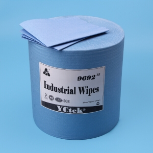 Non woven Fabric Industrial Cleaning Wipes,500pcs/roll,4rolls/carton