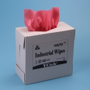 China Durable General Cleaning Wipes With High Absorbent Of Oil factory