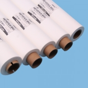 China High Quality Lint Free Wood Pulp and Polyester SMT Stencil Wiper Rolls factory