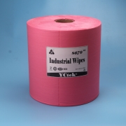 China Super Absorbent Red Wood Pulp Cleaning Paper Wipes Durable factory